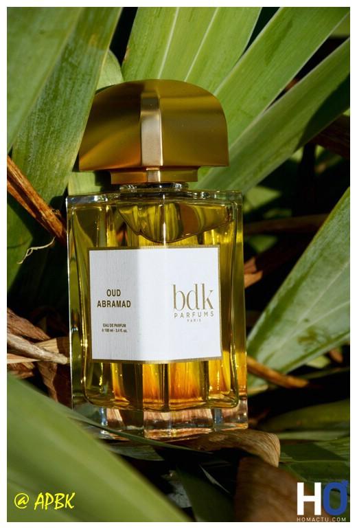 Eau de parfum : Houd Abramad