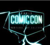 Le Comic Con Paris 2016, aura lieu du 21 au 23 octobre 2016 à la Grande Halle De la Villette.
