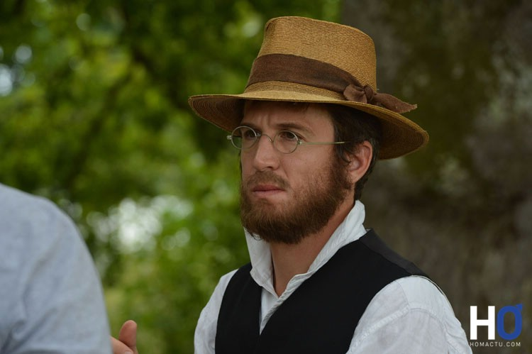 Emile Zola (Guillaume Canet)