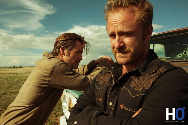 Toby (Chris Pine) et son frère Tanner (Ben Foster