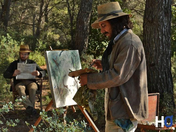 Emile Zola et Paul Cézanne