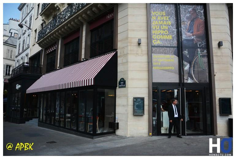 1 boulevard Beaumarchais Paris