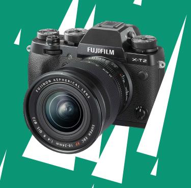 Le X-T2 de Fujifilm