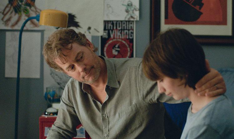 Jake et son père