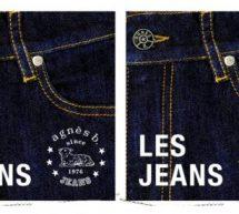 Agnès b. dit souvent qu'elle aurait aimé inventer le jeans !