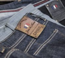 Kaporal  : JEAN DE NÎMES   le premier jean 100% made in France.