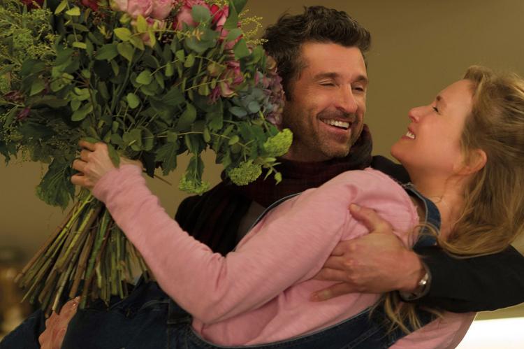 Bridget (Renée Zellweger) et Jack (Patrick Dempsey)