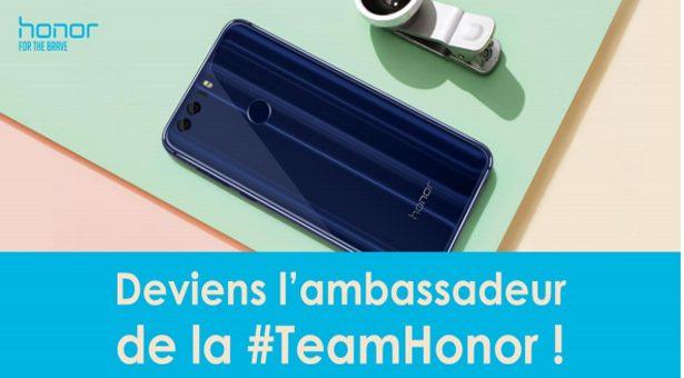Honor lance son programme Honor Campus dans les universités de France.