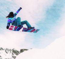 Burton snowboards fête ses 40 ans