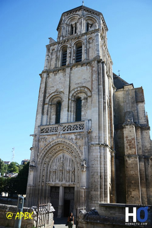 Église Sainte-Radegonde de Poitiers