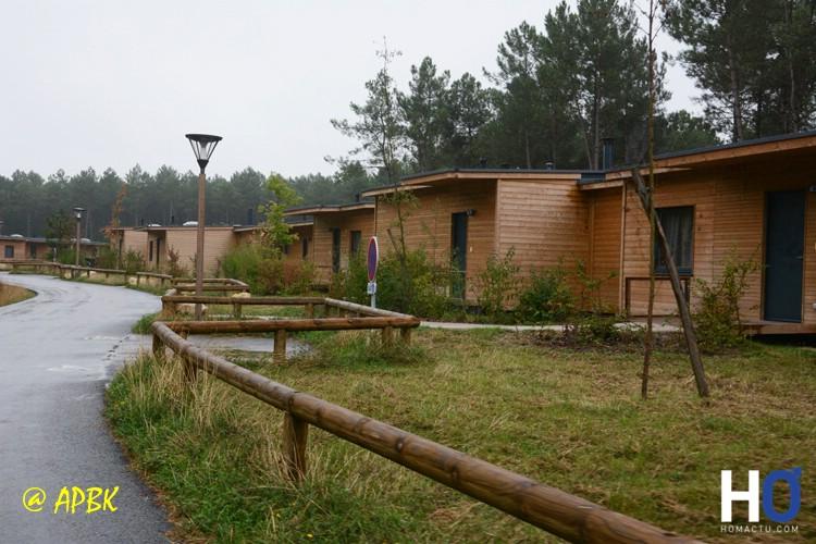 Les cottages cosy en pleine nature.