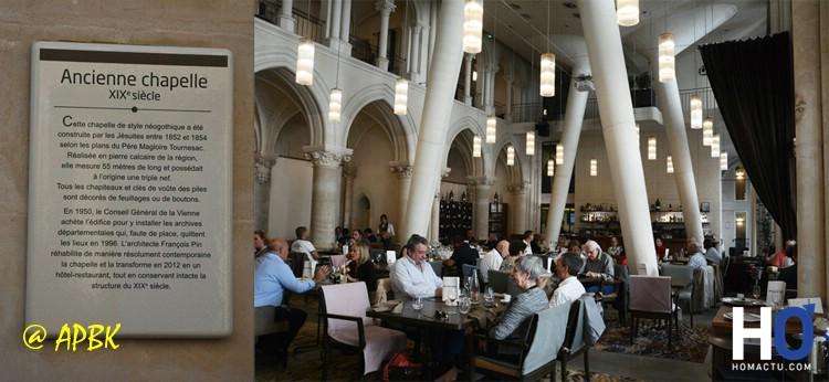 Restaurant Les Archives