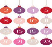 En attendant Noël, l'incontournable calendrier de l'Avent revient !