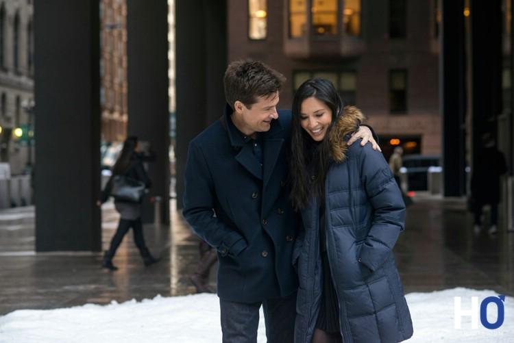 Josh (Jason Bateman) et Tracey (Olivia Munn)