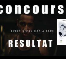 Résultat concours Gillette – Rogue One