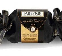 Foie gras et saumon haut de gamme… Labeyrie bien sûr !