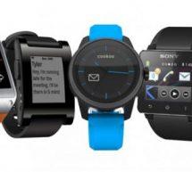 La montre connectée , allier le style et la technologie !