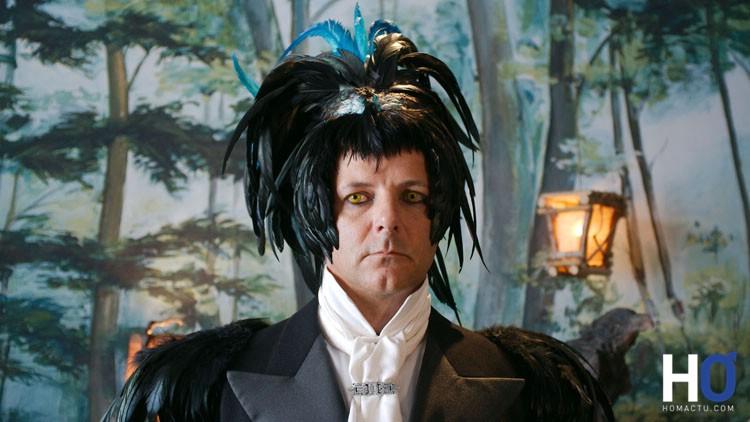 Le corbeau (Pierre-François Martin-Laval)