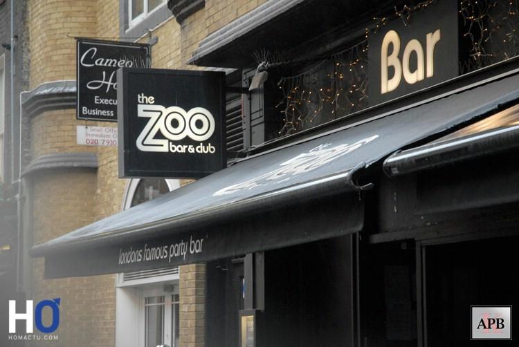 Zoo Bar, 13-17 Bear St, London WC2H 7AQ