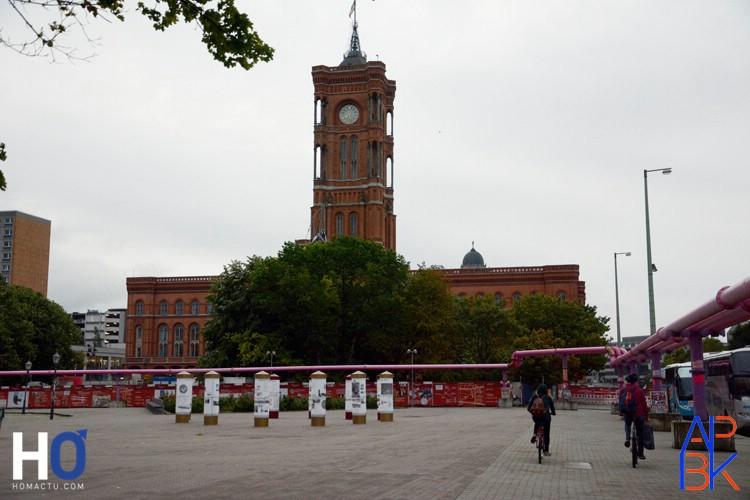 Le Rathaus