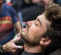 Grizzly barber shop : don't be hairy, be grizzly !