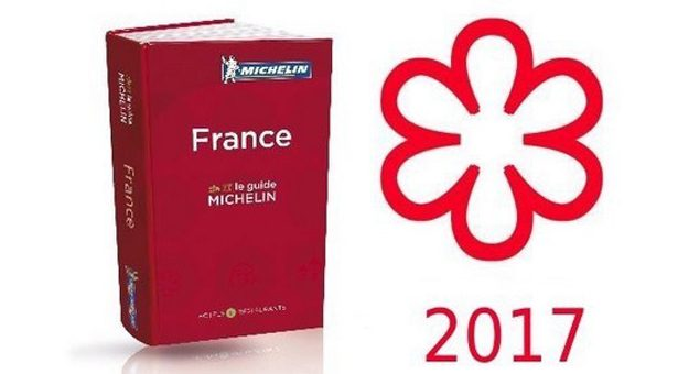 Le guide Michelin 2017 est paru !