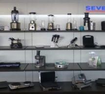 Séverin, le spécialiste du petit électroménager.