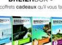 Une petite escapade en Bretagne… le coffret cadeau Breizhbox® !