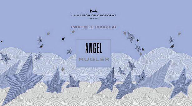 Une délicieuse alliance… Angel Mugler et La Maison du Chocolat.