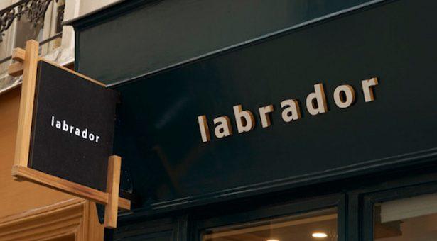 Labrador ouvre sa première boutique à Paris, en plein cœur du Marais.