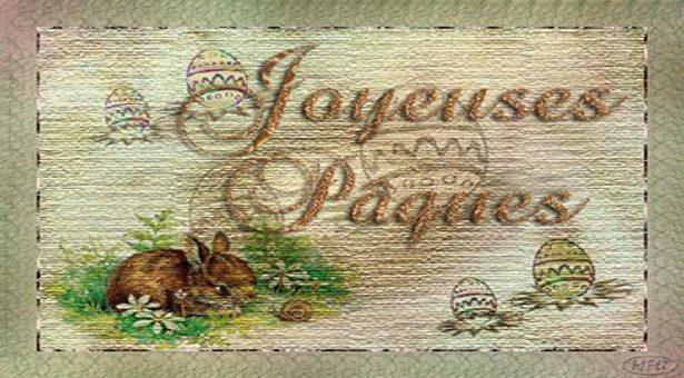 Bientôt Pâques… un petit tour sur des belles créations chocolatées, à croquer !