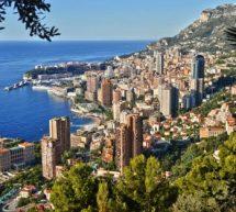 Escapade à Monaco.