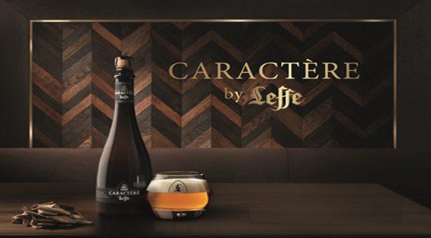 Caractère by Leffe une bière d'exception.