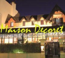 Maison Decoret : L'âme de l'Auvergne des contrastes naît l'élégance.