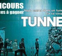CONCOURS FILM «TUNNEL» il ne reste que 4 jours