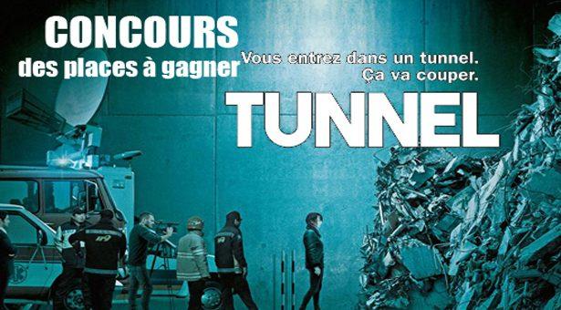 CONCOURS : Des places à gagner pour voir «TUNNEL» de Kim Seong-hun.