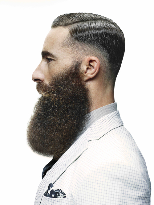 american crew une barbe au poil mode homme lifestyle culture beaut homactu. Black Bedroom Furniture Sets. Home Design Ideas