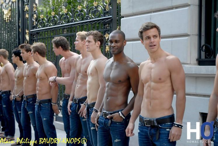 Extrêmement ABERCROMBIE – FITCH – Paris (18) – Mode homme , lifestyle, culture  BC74
