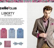 Celio*club, Liberty Art Fabrics.