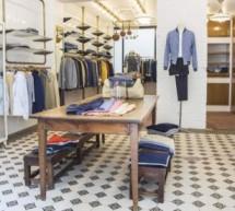 GANT RUGGER, Ouverture de la première boutique à Paris!