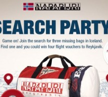 "NAPAPIJRI LANCE SON CONCOURS  ""SEARCH PARTY"" SUR FACEBOOK!"