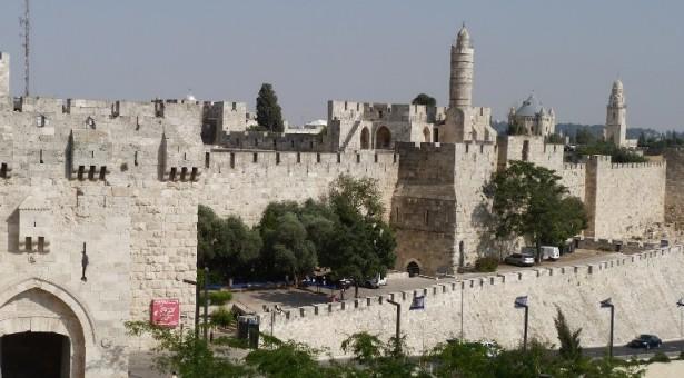 Jérusalem, la ville 3 fois sainte.