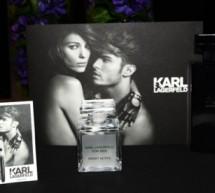 KARL LAGERFELD, parfums,  nouvelles fragrances!