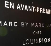 Louis Pion, une collaboration avec Marc Jacobs!
