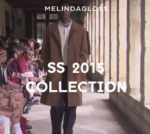 Mélinda Gloss SS15 – Fashion-week Paris