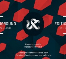 UNDERGROUND FOOTBALL CLUB, le 6 septembre 2014.
