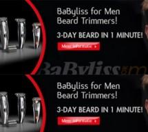 BabylissForMen:  LA NOUVELLE TONDEUSE2 EN 1: TONDEUSE BARBE ET RASOIR !