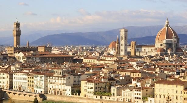 Florence, berceau de la Renaissance.