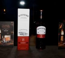 Bowmore, un whisky pour égayer les fêtes!
