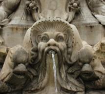 Rome, la ville aux 2000 fontaines